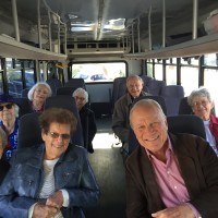 Mystery lunch dec 2017 metro with barry switzer and residents