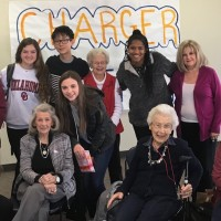 Adopt a grandparent bake sale 2018 whole group