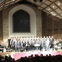 Texas A and M singing cadets at first presbyterian church
