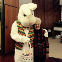 Easter Bunny with Anne Glasgow