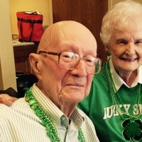 St patrick's day harry and betty bgilbert