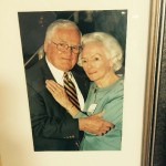 Dean and his beautiful wife Juanita (Skippy) who lived here at The Fountains