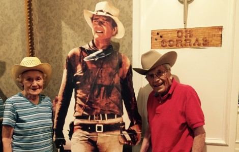 Western Theme Party and Dinner