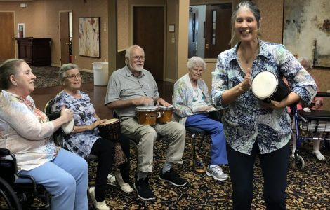 Highlights of Active Aging Week Programs